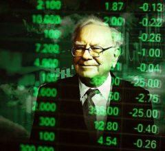 All 44 shares owned by Warren Buffett